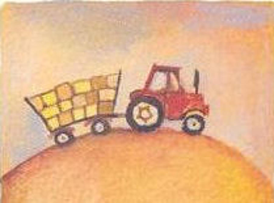 SM:  Diggers, Tractors & Bicycles
