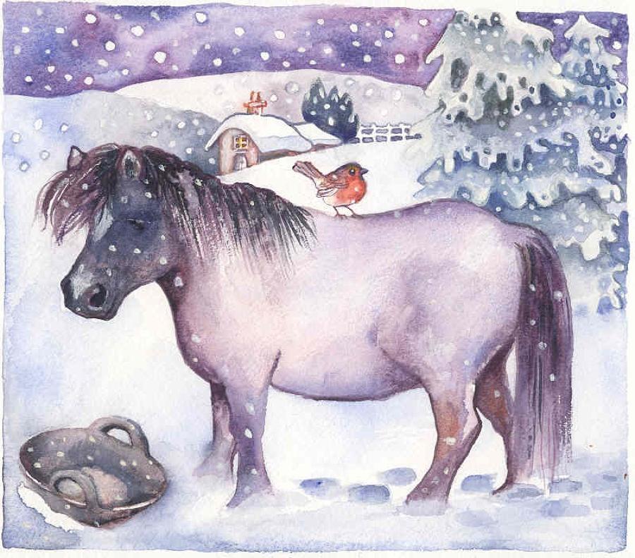 SM:  Snowy & Christmas