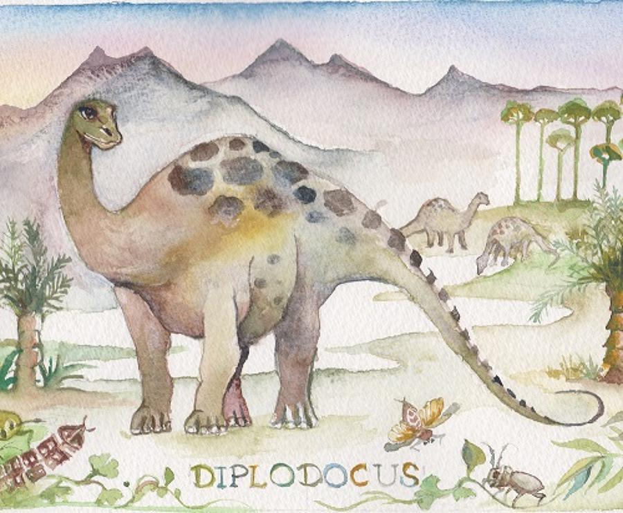 SM:  Dinosaurs & Extinct Animals