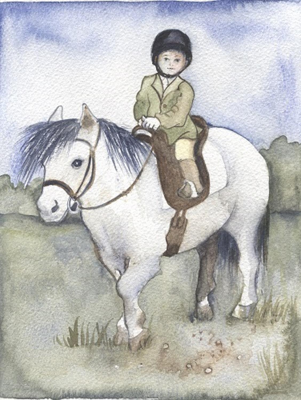 First pony