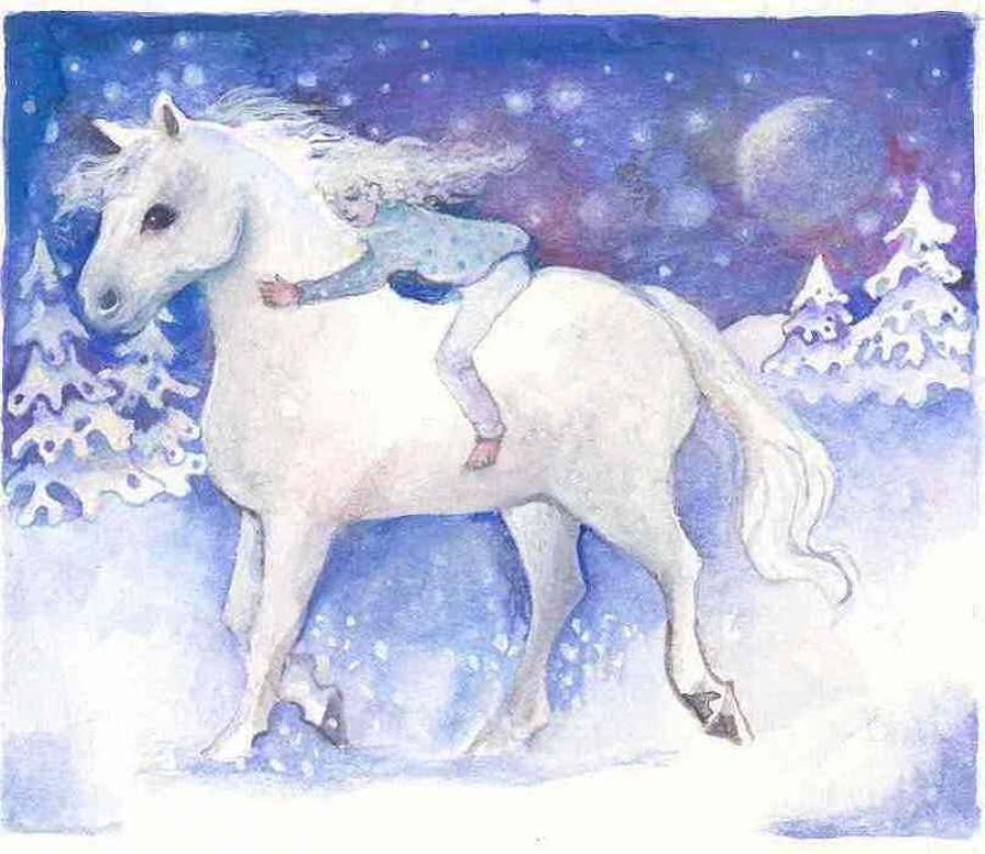 Dreaming of a pony for Christmas