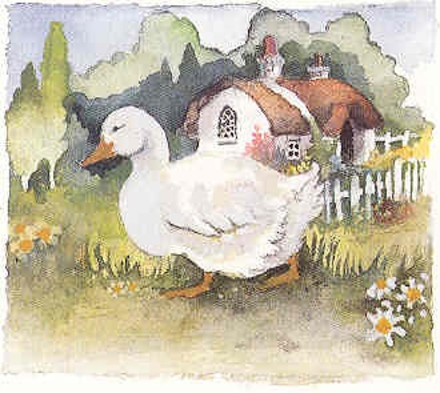 Purposeful duck