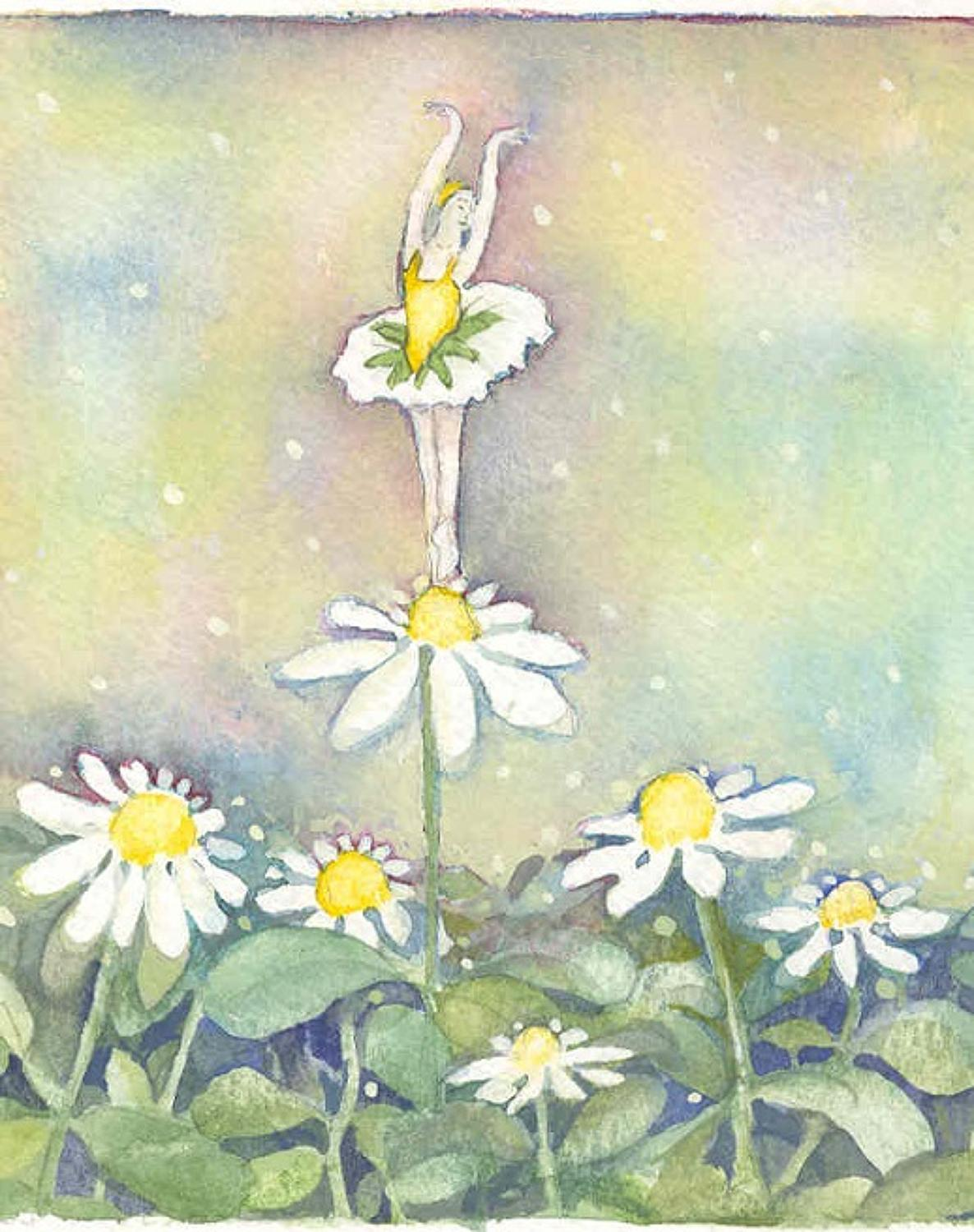 Dancing on daisies