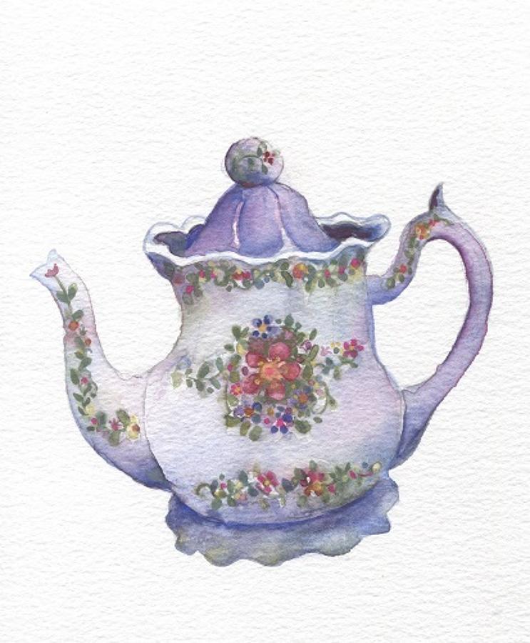 Granny's teapot