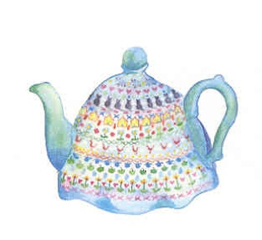 Teapot & cosy