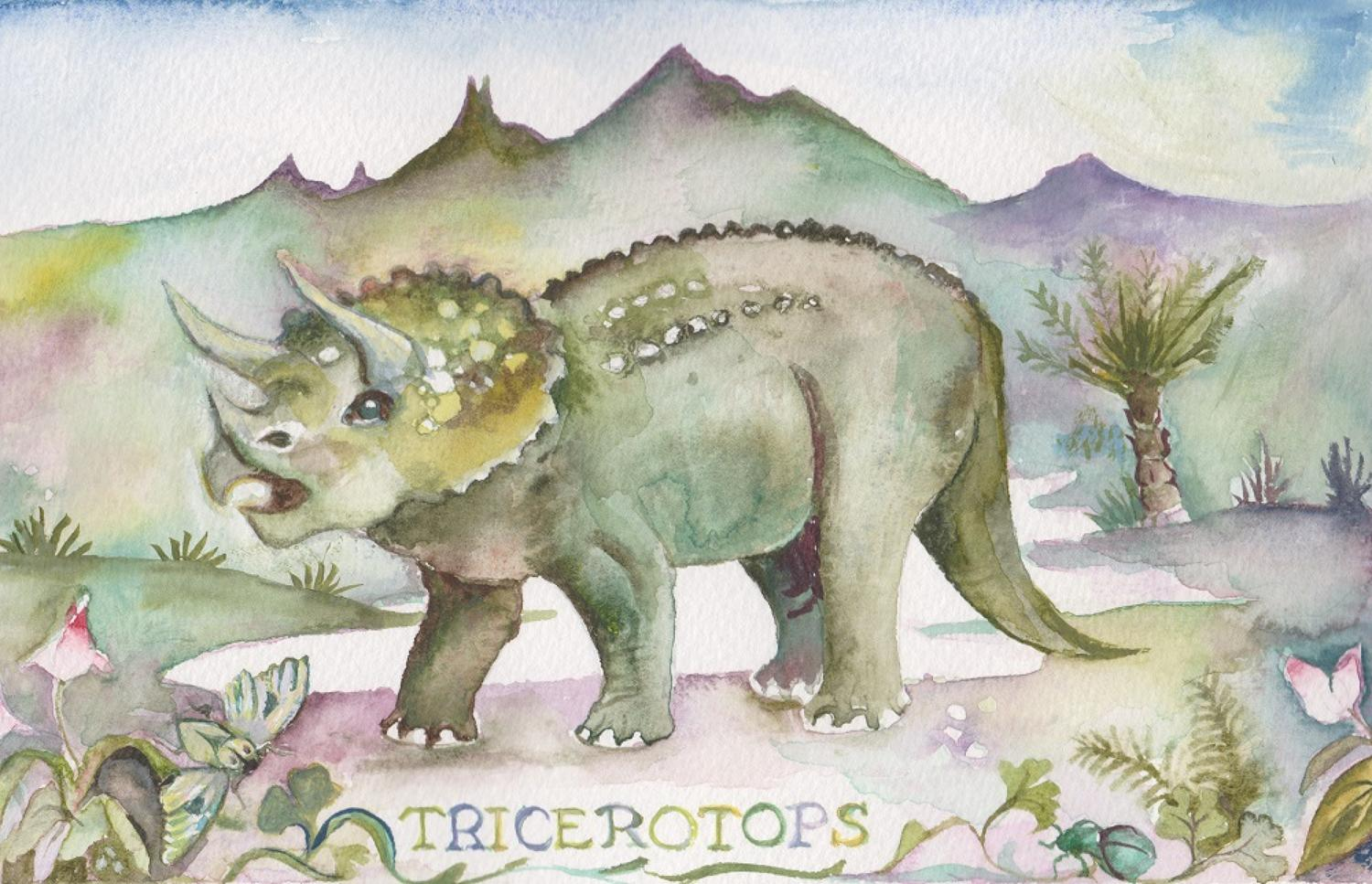 Tricerotops