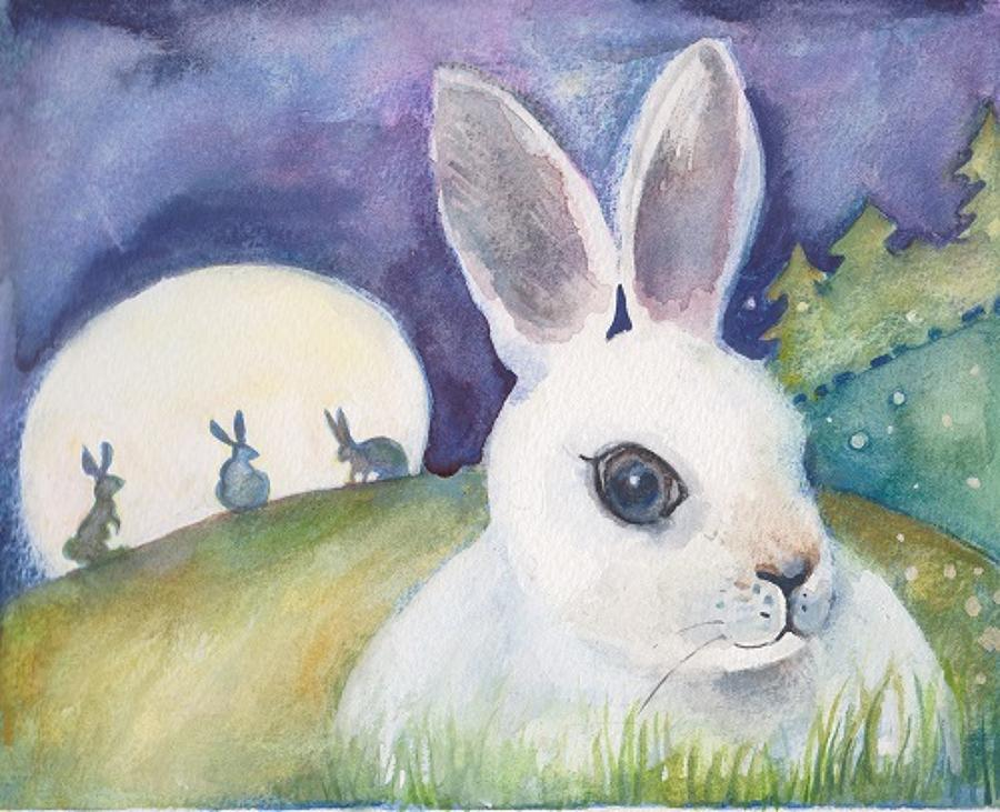 Rabbits & moonshine