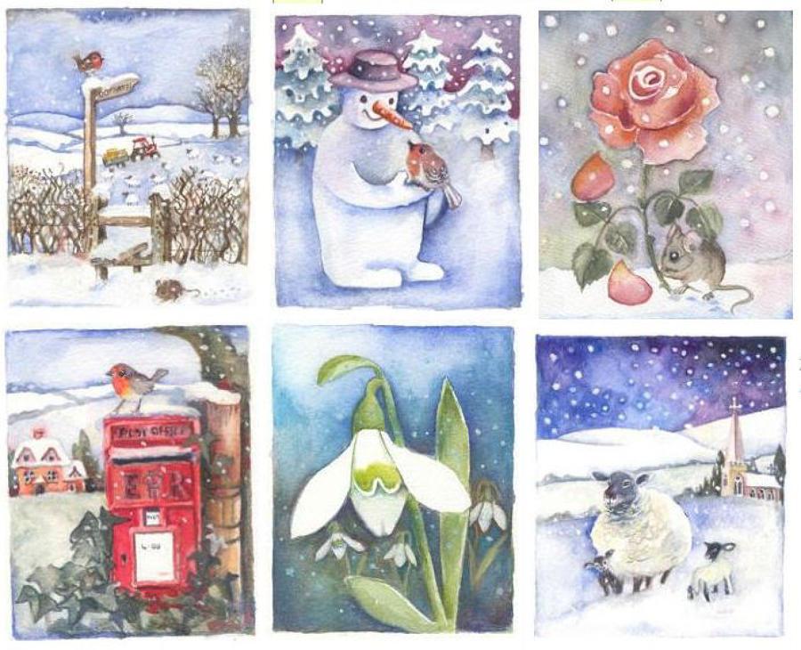 Christmas Collection (B)