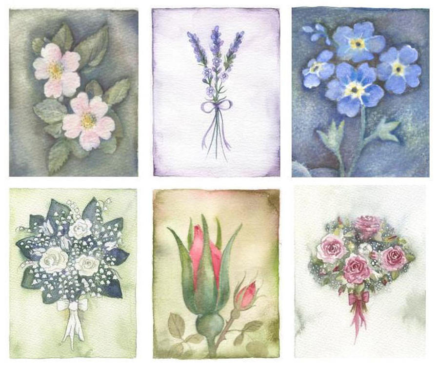 Flower Collection (C)