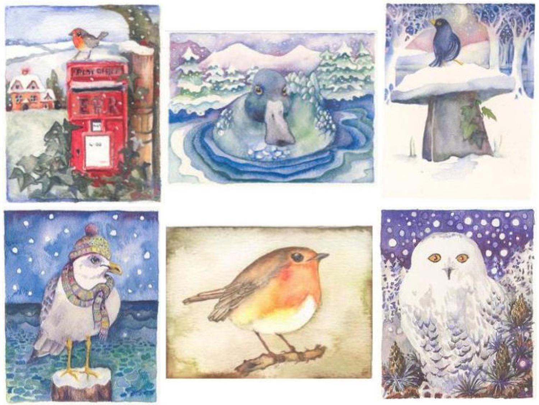 Christmas Collection (D) Birds